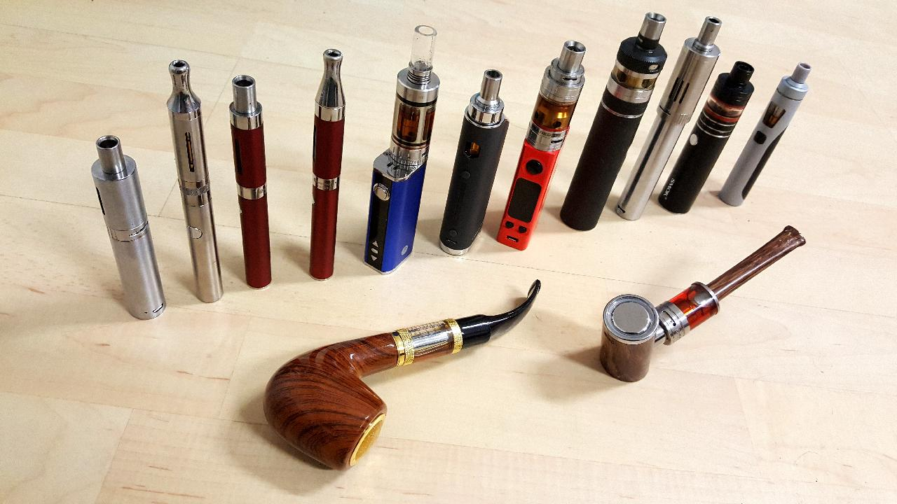 Hav din e-cigaret med på farten nemt og sikkert