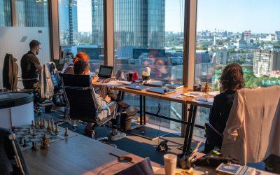 Glæd dine medarbejdere med nye kontorstole