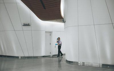 Vileda: alt til rengøringen på arbejdspladsen